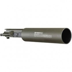 X PRODUCTS UPPER 556 SODA CAN CANNON OD