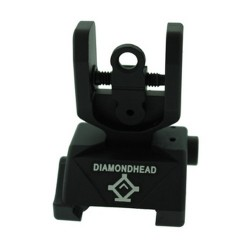 DIAMONDHEAD  REAR SIGHT CLASSIC BLK