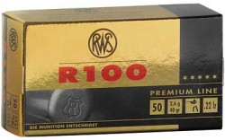 RWS Umarex Blank Cartridges 9mm 50 Count