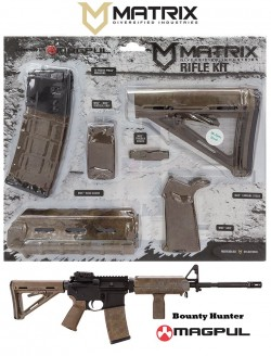 Matrix Diversified Industries Magpul Bounty Hunter Kit MAGMIL20-BH
