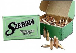 Sierra .22 Caliber Rifle Bullets