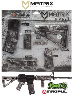 Matrix Diversified Industries MAGMIL19-ZS Magpul Kit INGLORIOUS