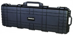 FLAMBEAU GUNCASE BLACK HD SERIES LARGE 42X5X13.5