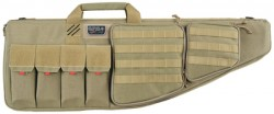 G. Outdoors Products Tactical AR Case- External Handun Case, Tan, 35 in. GPS-T35ART