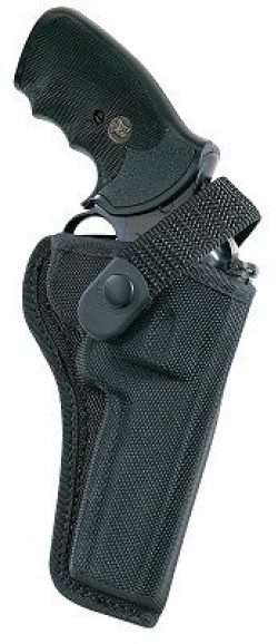 Bianchi 7000 AccuMold Sporting Holster, Black, Right Hand - S&W 411 - 17694