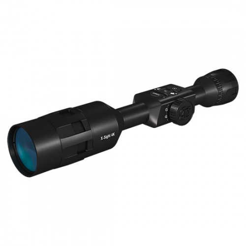 ATN X SIGHT II SMART HD 4K BH RIFLE SCOPE 5-20X
