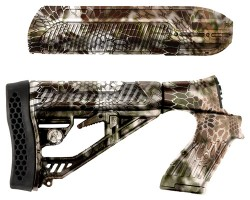 Adaptive Tactical EX STOCK SETMOSS50012GKR