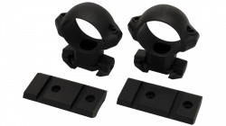 Millett 1-inch High Mat Savage 110 AcuTrigger CP