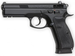 CZ 75 91152 75 SP-01 9MM BLK 18+1 NIGHT SIGHTS 4.7