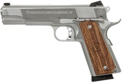 American Classic Metro Arms Commander Stainless 9mm 4.25-inch 8Rd