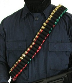 Blackhawk! Shotgun Bandolier (55) Black