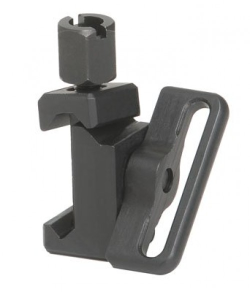 CAA Center Pivoting Sling Mount Black
