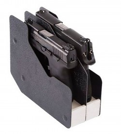 BenchMaster WeaponRAC Two Gun Pistol Rest BMWRM12