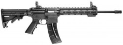 Smith Wesson M15-22 Sport .22 LR Semiautomatic Rifles