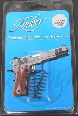KIMBER Outer Recoil Spring Ultra 45 ACP &.40 S&W 18lb Set