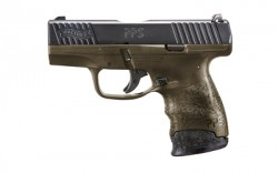 Walther PPS M2 Black / Flat Dark Earth 9mm 3.2-inch 7Rds