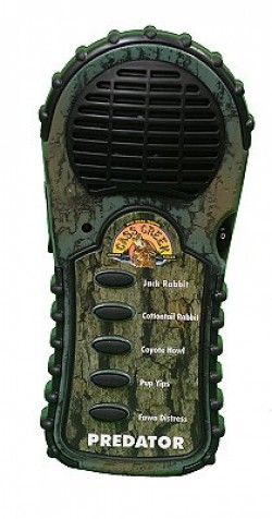 Cass Creek Game Calls 010 Ergo Predator Call