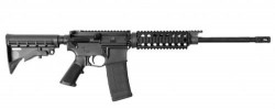 BCI Defense SQS15 Sentry  5.56 NATO 16 Inch Quad Rail 30 Rd Black
