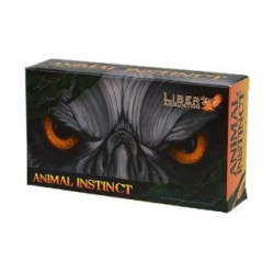 Liberty Ammunition, Animal Instinct,   30-06, 100 GR, Fragmenting Hollow Point