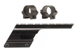 B-Square Shotgun Saddle Mount, Rem 1100/1187/ 12, 16 & 20Ga, Ser X/n 1008566