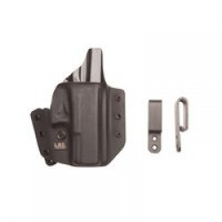 LAG Tactical Defender Holsters, Fits Springfield XDS 3.3in 9/45, Right Hand, Black 3013
