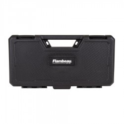 FLAMBEAU GUN CASE LARGE CALIBER SLIM PISTOL 20