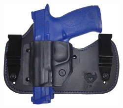 Flashbang Holsters Capone In-Waistband Holster Taurus 738 Tcp Left Handed Black