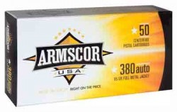 Armscor Handgun Ammunition