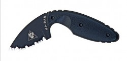 Ka-Bar TDI LE Knife 2 inch Black CMB