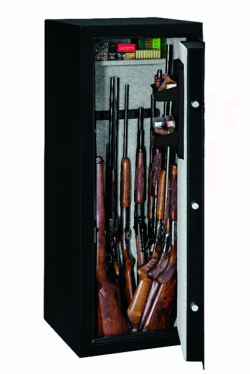 Stack-On Security Safe 16 Gun C-Lock Black