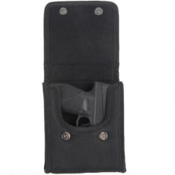 Bulldog Cell-Phone Concealed-Carry Holster - Black