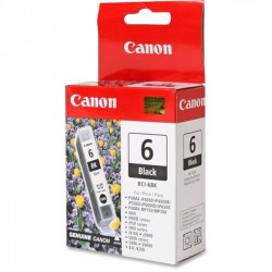 Canon BCI-6BK Black Ink Tank