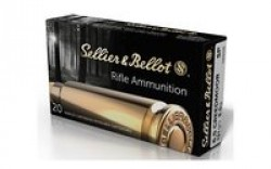 Sellier & Bellot Rifle, 6.5 CREEDMOOR, 131 Grain, Soft Point, 20 Round Box SB65B