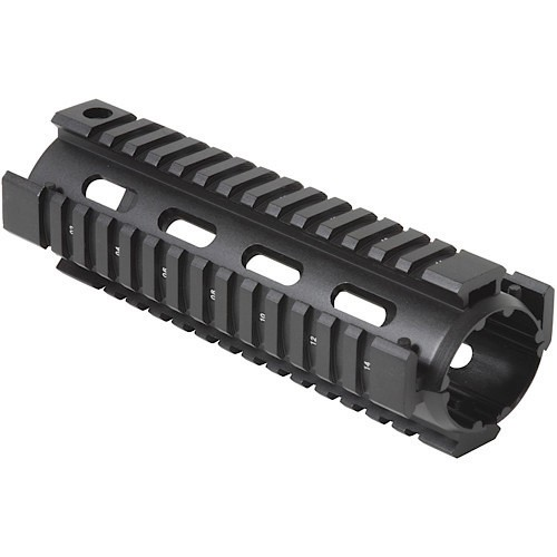 "NcSTAR M4 and AR15/M16 - 6.75"" Quad Rail"