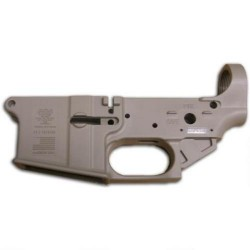 FMK Firearms AR-15 Lower Receiver Flat Dark Earth .223 Rem / 5.56