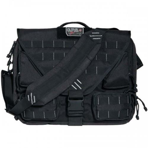 G-Outdoors Tac Conceal Briefcase Black