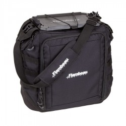 FLAMBEAU RANGE BAG BLACK 16.5