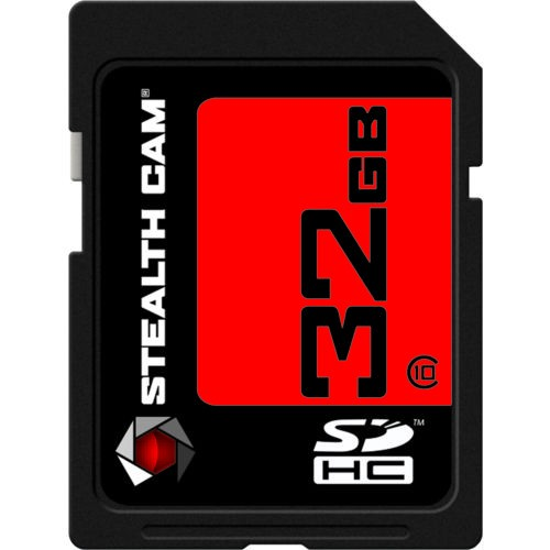 Stealth Cam 32 GB Sdhc Card - Game Cameras at Academy Sports