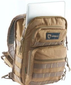 DRAGO GEAR SENTRY PACK FOR IPAD TAN