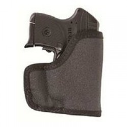 TUFF Products Jr. Roo Compact Design Pocket Holster, TUFF Tac Laminate, Black, Bersa 380 Ss232 5075-TTA-14