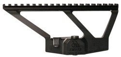 ARSENAL SCOPE RAIL MOUNT 1PC QR LOW PROFILE 7.62