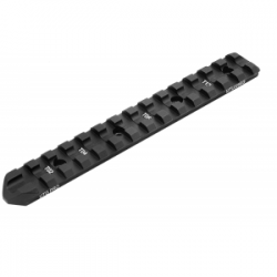Leapers Inc. UTG Pro Picatinny Rail Mount Model 870, Black