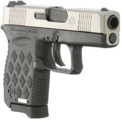 Diamondback DB9 EXO 9mm Semi-auto Pistol 3-Inch 6 Rd Black Polymer