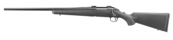 RUGER  AMERICAN LH 308WIN 22 MATTE BLK SYN 4RD