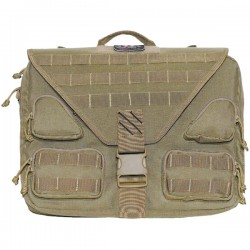 G-Outdoors Tac Conceal Breifcase Tan