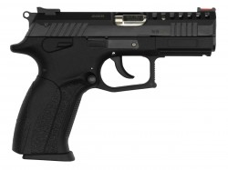 Bersa P1 Ultra Black 9mm 3.7-Inch 15Rd