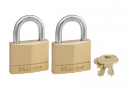 Master Lock PadLOCK 2-pack Keyed Alike