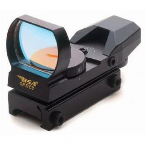 BSA RED MULTI RETICLE SIGHT RMRS