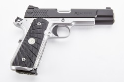 Wilson Combat X-TAC Elite, Full-Size, .45 ACP, Two-Tone, Black/Stainless