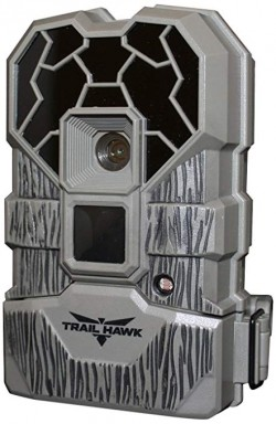 GSM STEALTH CAM TRAIL CAM 14MP FX SHIELD CAMO VIDEO REC.15 SEC. 18 IR EMITTERS COMBO BAT & SD